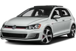 2017 Volkswagen Golf GTI Autobahn 4-Door Elgin IL