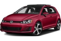 2017 Volkswagen Golf GTI SE 4-Door Elgin IL