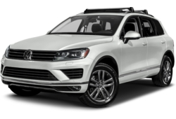 2017 Volkswagen Touareg V6 Wolfsburg Edition Elgin IL