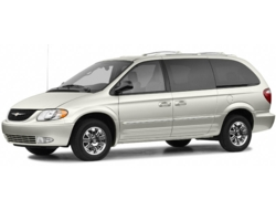CHRYSLER TOWN  COUNTRY  2004