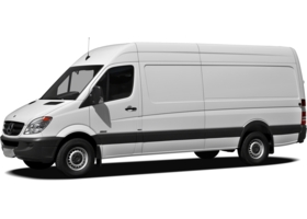 Sprinter Cargo Vans EXT 2011