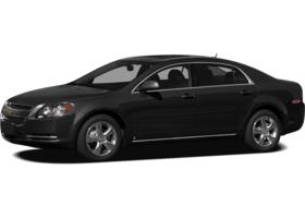 Chevrolet Malibu LS w/1LS 2012