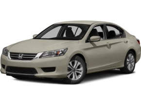Honda Accord Sedan LX 2014