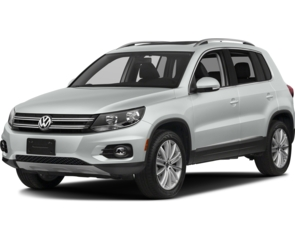 Volkswagen Tiguan S 2017