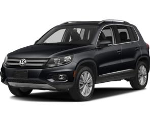 Volkswagen Tiguan Wolfsburg 2017