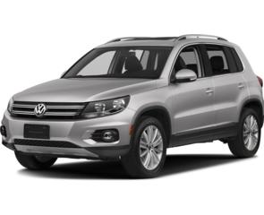 Volkswagen Tiguan SE 2016