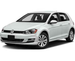 Volkswagen Golf Wolfsburg 2017