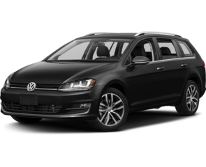 Volkswagen Golf SportWagen TSI Limited Edition 2016