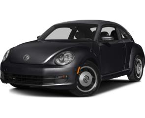 Volkswagen Beetle 1.8T Classic 2016