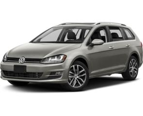 Volkswagen Golf SportWagen TSI Limited Edition 2016