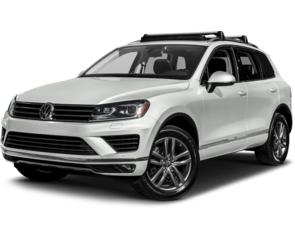 Volkswagen Touareg VR6 FSI 2016