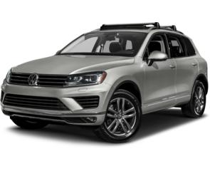Volkswagen Touareg V6 2017
