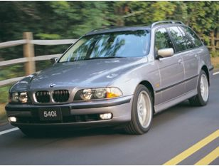 2000 BMW 540 Wagon