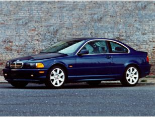 2000 BMW 323 Coupe