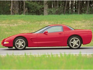 2000 Chevrolet Corvette Coupe