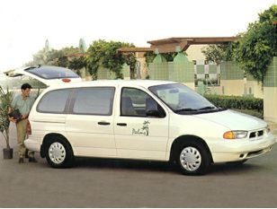 2003 Ford Windstar Van