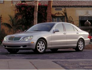 2000 Mercedes-Benz S-Class Sedan