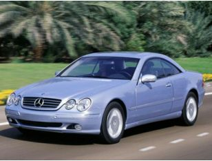 2000 Mercedes-Benz CL-Class Coupe