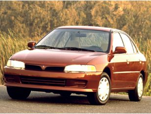 2000 Mitsubishi Mirage Sedan