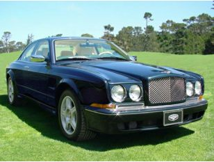 2001 Bentley Continental Coupe