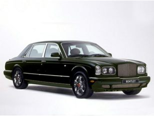 2002 Bentley Arnage Sedan