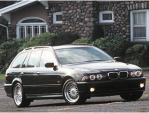 2001 BMW 525 Wagon