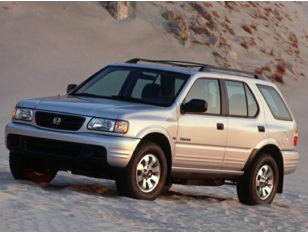 2002 Honda Passport SUV