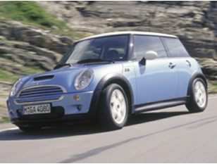 2004 MINI Cooper S Hatchback