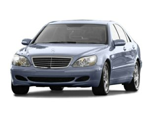 2004 Mercedes-Benz S-Class Sedan