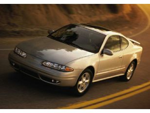2004 Oldsmobile Alero Coupe