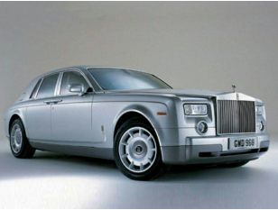 2003 Rolls-Royce Phantom Sedan