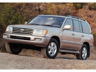2004 Toyota Land Cruiser SUV