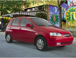 2007 Chevrolet Aveo 5 Hatchback
