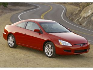 2005 Honda Accord Coupe