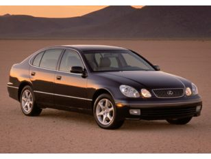 2004 Lexus GS 300 Sedan