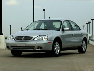 2004 Mercury Sable Sedan
