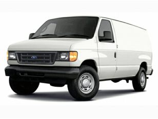 2006 Ford E-350 Super Duty Van