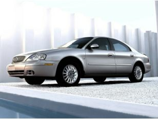 2005 Mercury Sable Sedan