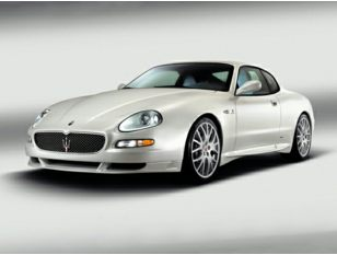 2005 Maserati GranSport Coupe