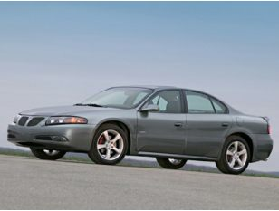 2005 Pontiac Bonneville Sedan