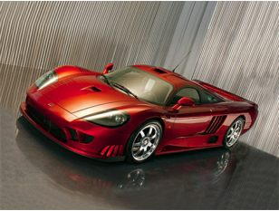 2005 Saleen S7 Coupe