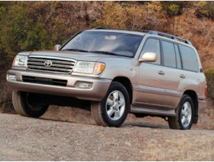 2005 Toyota Land Cruiser SUV