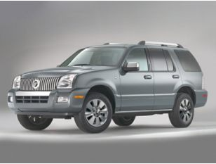 2007 Mercury Mountaineer SUV