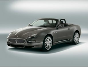 2007 Maserati GranSport Convertible