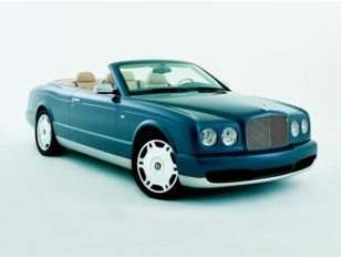 2010 Bentley Azure Convertible