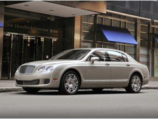 2013 Bentley Continental Flying Spur Sedan