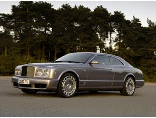 2010 Bentley Brooklands Coupe