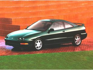1996 Acura Integra Coupe