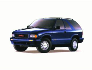 1997 GMC Jimmy SUV
