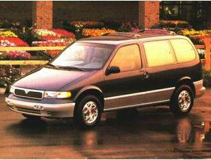 1996 Mercury Villager Van